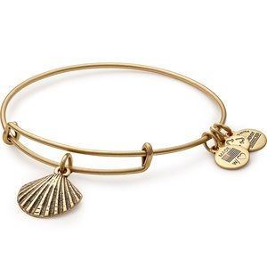 Alex and Ani Shell Bracelet *Used*